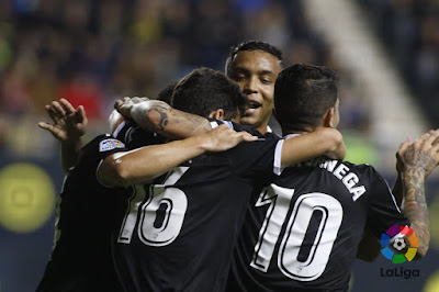 Crónica Cádiz CF 0 - Sevilla FC 2