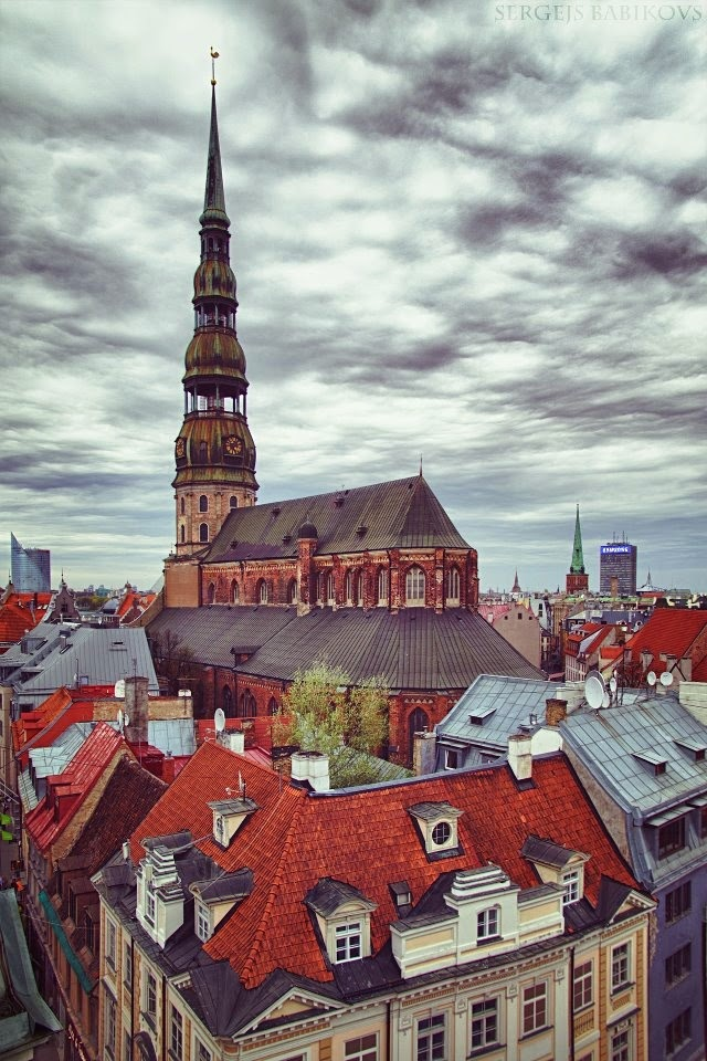 Old Riga,Interesting Attractions Riga, Capital of Latvia