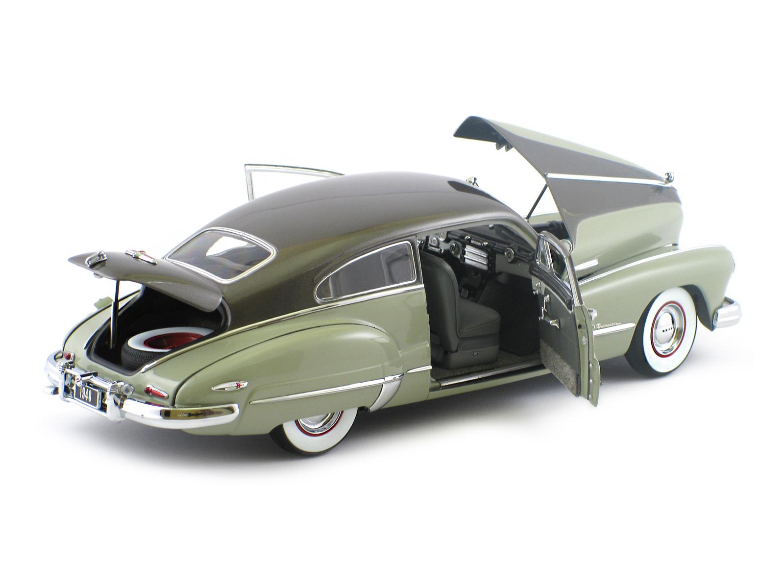 1948 Buick Roadmaster Coupe Danbury Mint
