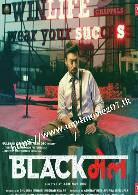Blackmail 2018 Full Hindi Movie Download Hd In pDVDRip 480p 300Mb