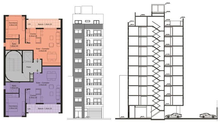 Costo obras por metro cuadrado edificios noviembre 2016 for Precio por metro cuadrado de construccion