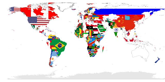 32. Sebutan dan Julukan Negara-Negara di Dunia dan Alasannya
