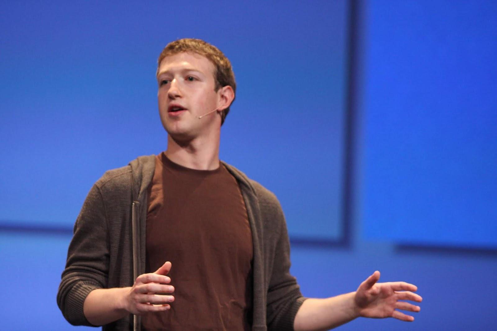 Facebook CEO Mark Zuckerberg Becomes Third Richest Person Alive