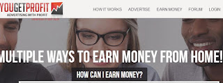 YouGetProfit, make money online, WAHM, revshare
