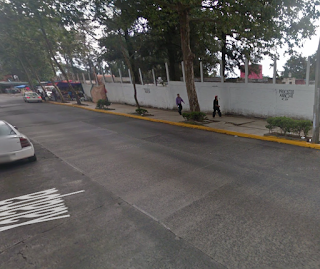 Hombre fue atacado cerca del panteón Xalapeño