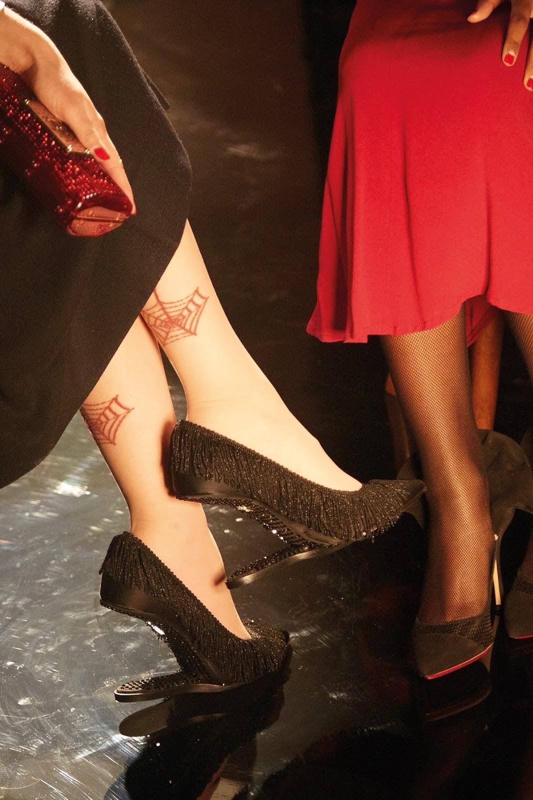 Charlotte Olympia Shoes - No heels heart