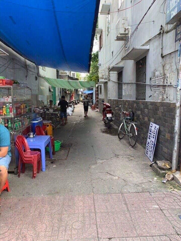 Bán nhà Nguyễn Đình Chiểu quận 3, đối diện chợ Vườn Chuối