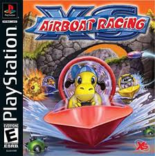 XS Airboat Racing - PS1 - ISOs Download