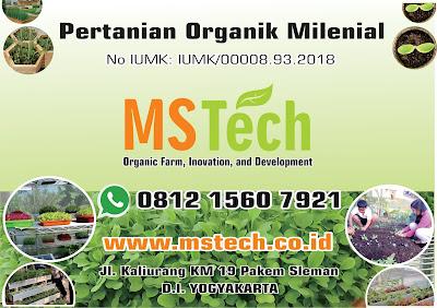 Pertanian Organik Milenial