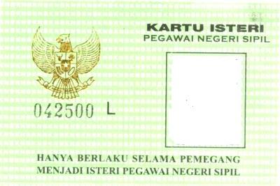 SUARA INDONESIA: SARAT MEMBUAT KARTU SUAMI DAN ISTRI BAGI PNS
