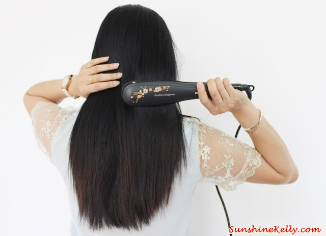 Healthy Hair Styling Tools Experience, Philips KeraShine Philips, Philips Hair Styling Tools, Philips Haircare, Philips KeraShine Straightener, Philips Hair Tools Heated Styler, Philips Hair Dryer, Philips Malaysia
