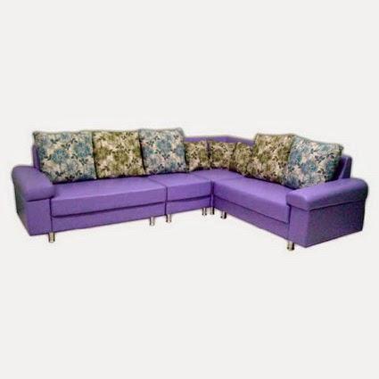 Macam-Macam Sofa L Minimalis Cantik untuk Ruang Tamu 4
