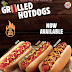 Burgerking Kuwait - NEW Grilled Hot Dogs