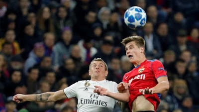 Sports : PSG za ta sayi Toni Kroos na Real Madrid