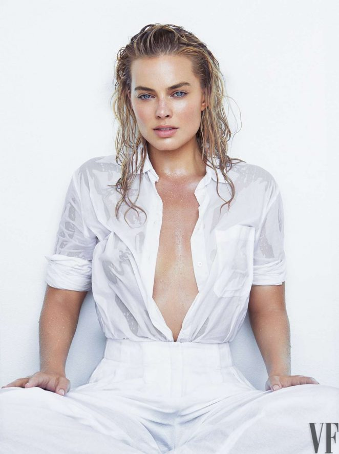 Margot Robbie – Vanity Fair Magazine (August 2016)