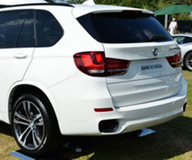 2017 BMW X7 Series Redesign Facelift