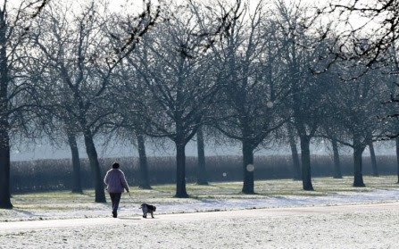 Snow May Disrupt Travel Across the UK, Met Office Says