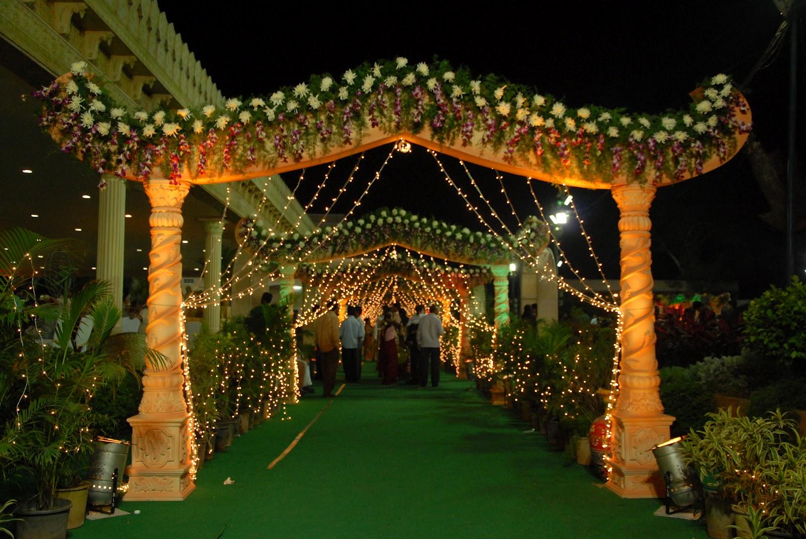 Indian Wedding Sets & Stage designs