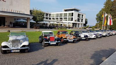 O Schlosshotel de Kassel tem um projeto claramente inspirado na escola alemã de Arquitetura, a Bauhaus.