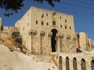 Aleppo, cytadela