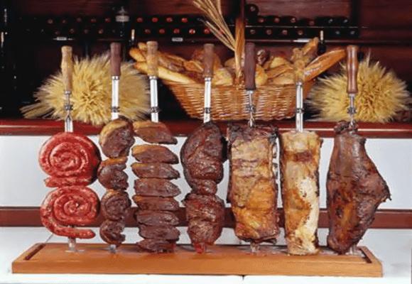 Churrasco-delícia