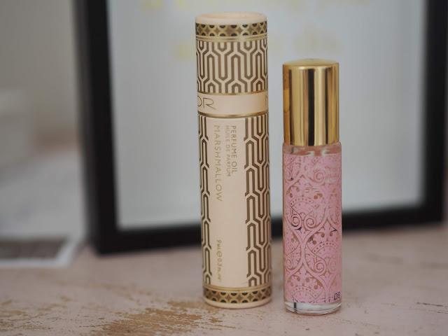 MOR Marshmallow Lip Balm & Perfume Oil