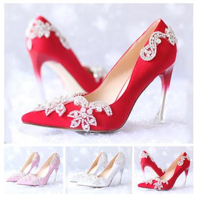 Satin Slipper - kain untuk sepatu dan sandal ballet
