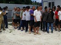 Pabrik Semen Asal China di Sulawesi Dibongkar, Sejumlah TKA Cina Berlarian Keluar Mess