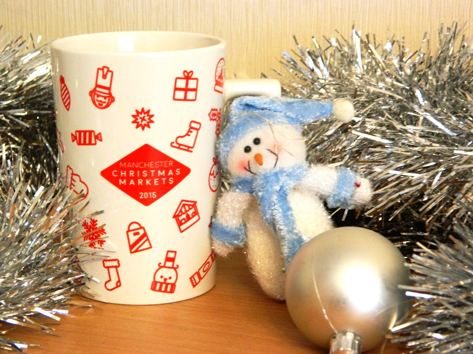 Blogmas Day 9 | What I bought in Manchester | Raiin Monkey