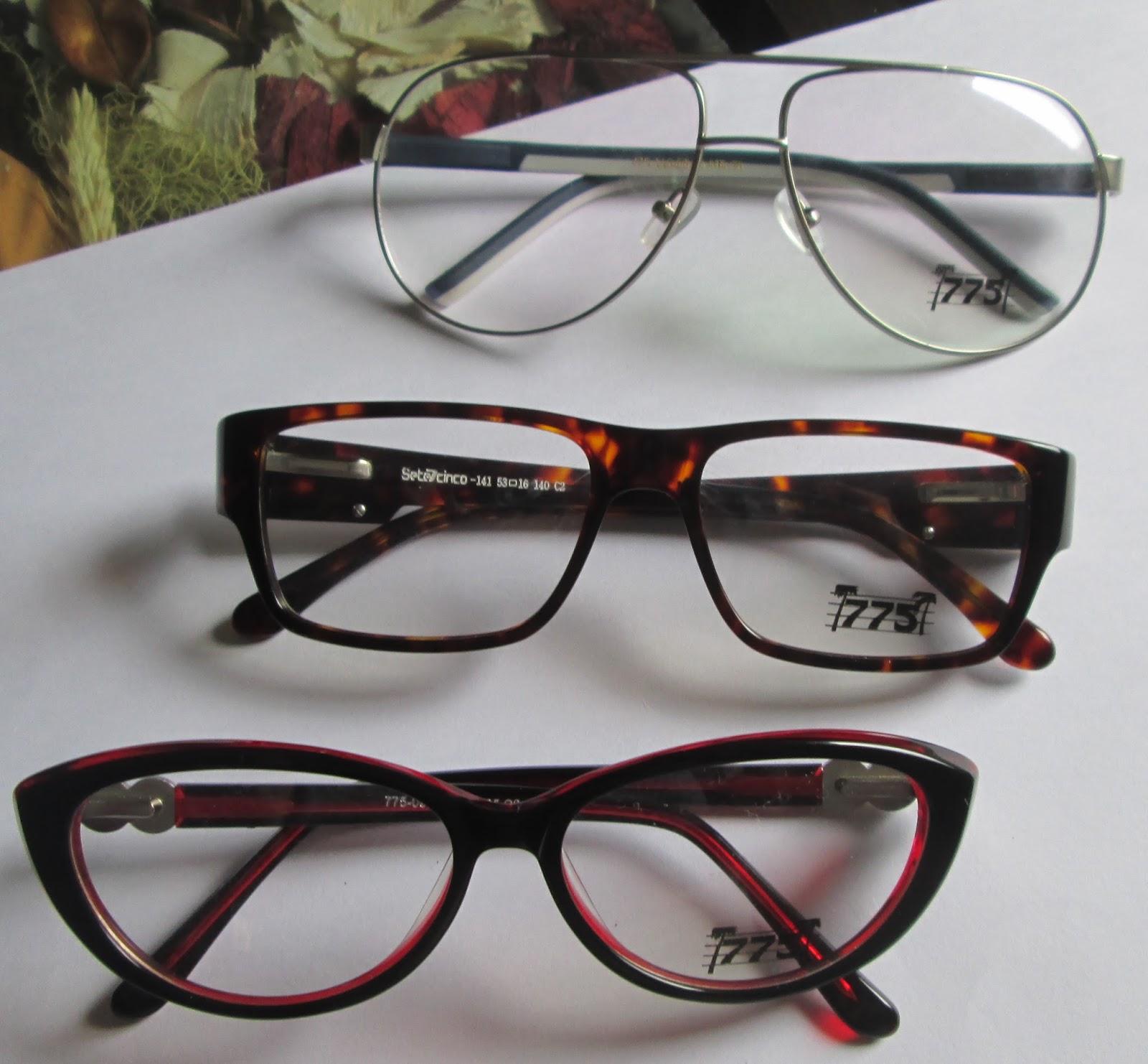 273420de48ece Óculos marca 775 fabricado na S7 Occhiali