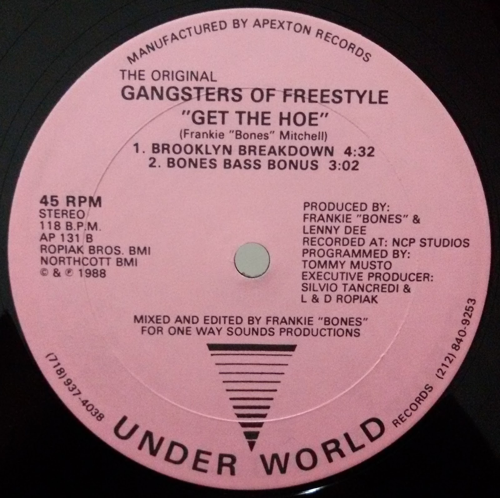 Gangsters Of Freestyle, The* Gansters Of Freestyle - Freestyle Delusion