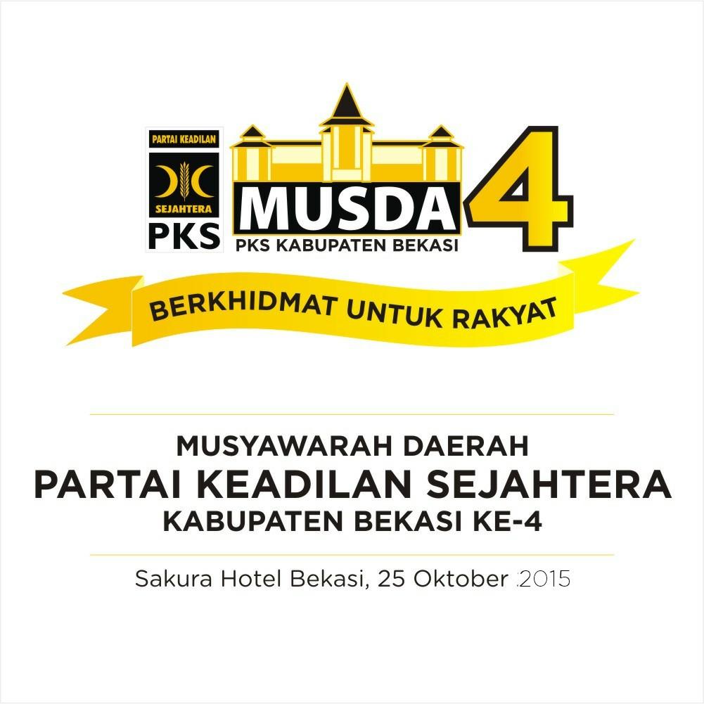Ini Makna Logo Musda Pks Bekasi Pks Kabupaten Bekasi