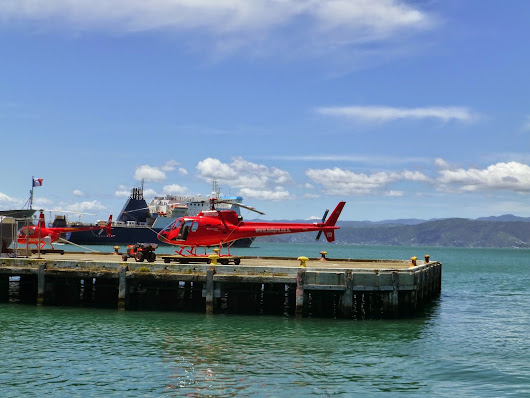 History-Business That have Come and Gone: Wellington, Helipro