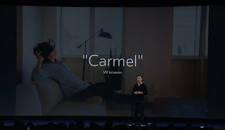 Oculus releases developer preview of Carmel WebVR product