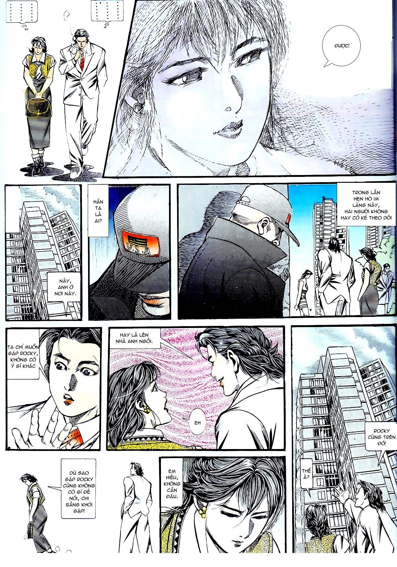 Người Trong Giang Hồ chapter 137: yêu nhất là ai trang 4
