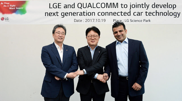 LG and Qualcomm