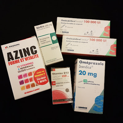 Mes Vitamines
