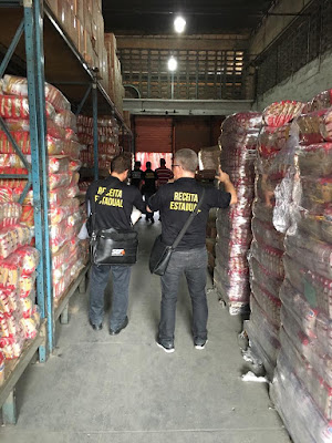 Fiscalização apura sonegação de cerca de R$ 14 mi em vendas sem nota fiscal - Foto:  Divulgação/SEF
