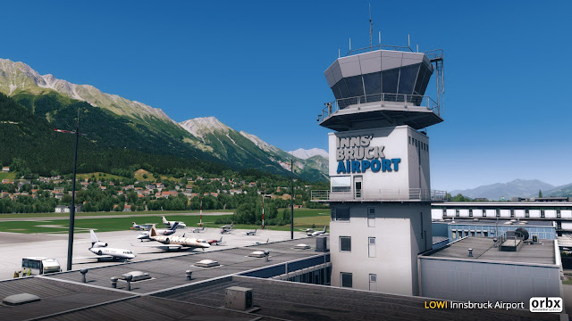 ORBX - FTX Collection FSX - Ariel Creation - Flight Simulator Addons