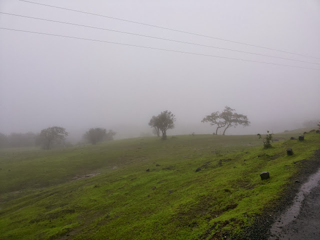 A bike ride to Aamby valley and Mulshi Dam