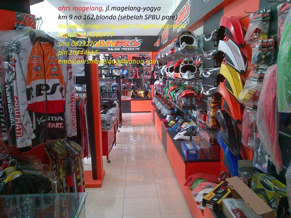 42 Aksesoris Motor Di Surabaya