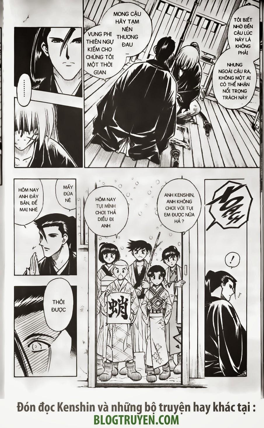 Rurouni Kenshin chap 179 trang 13