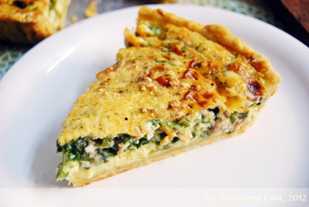 Food Network Quiche Recipe Spinach