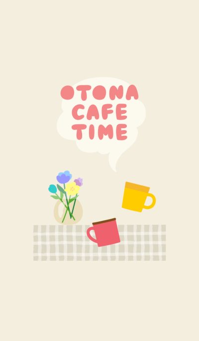 OTONA cafe time