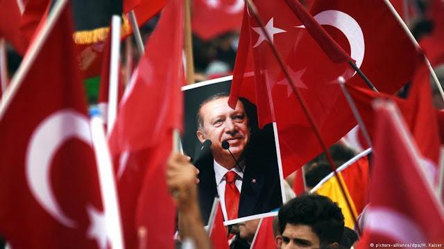 Η εύκολη νίκη του Ερντογάν και η αποτυχία του ανθελληνικού λόγου