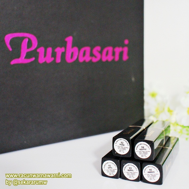 All Purbasari New Shades