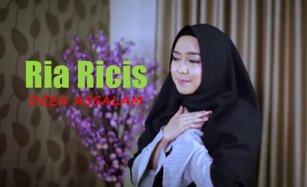Download Lagu Ria Ricis Deen Assalam Mp3 (4,55MB) Baru 2018,Ria Ricis, Lagu Religi, Lagu Cover, 2018