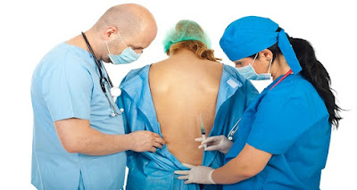 Anestesia epidural puede ser peligroso!
