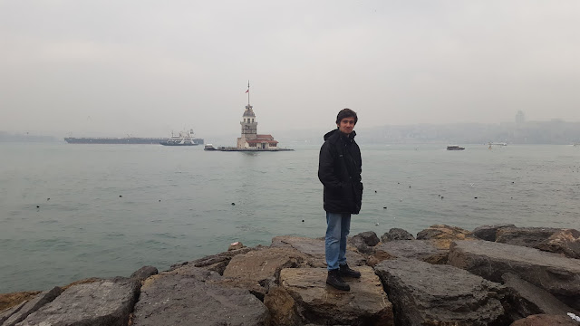 Harun İstenci'nin Kız Kulesi'ni ilk ziyareti - Üsküdar, İstanbul | Ocak 2017