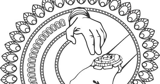 2018 Raksha Bandhan Drawing Coloring Pages Printable